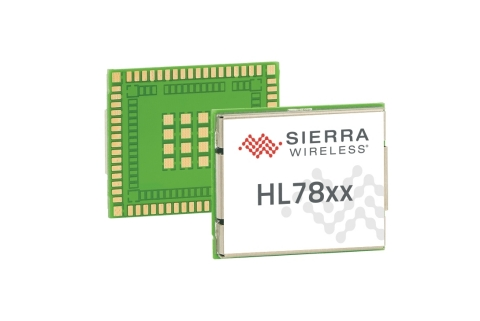 Sierra Wireless combines SIM, security and GNSS into its small, low power multi-mode LPWA modules